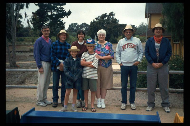 "The Spring Fundraiser (14th annual) had a ""Too-Fari Safari"" theme, May 20, 1995. acc2005.001.2058"