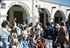 La Patera Elementary School rail trip, 5/6/1988. acc2005.001.0949