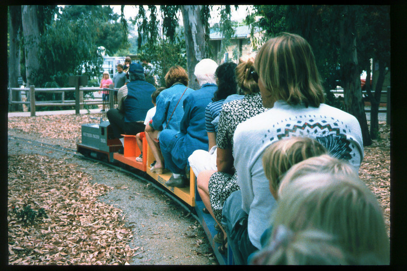 This is probably from the 1996 Depot Day event (train ride, Al Jaramillo) acc2005.001.2115