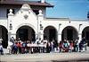 La Patera Elementary School rail trip to San Luis Obispo, 4/23/1987. acc2005.001.0779