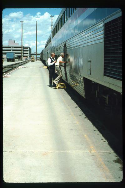 Amtrak trip to Washington, D.C., Fall 1991. acc2005.001.1541