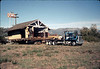 Moving Day, 11/18/1981. Prking in field off Kellogg Ave. acc2005.001.0089