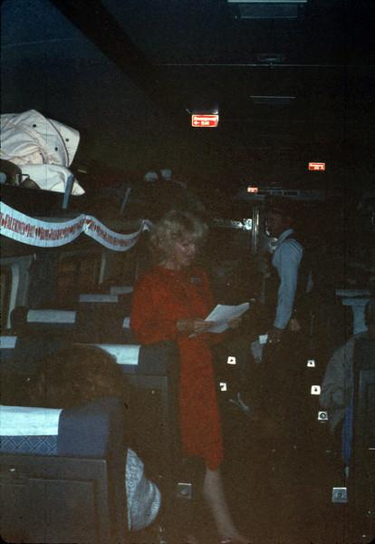 Sweetheart Special San Diego rail trip (Phyllis Olsen), 2/1989. acc2005.001.1054