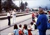San Luis Obispo school rail trip (SB agent Toby Henke), 5/3/1989. acc2005.001.1127