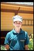 Museum volunteer Ryan Lugo, 1994. acc2005.001.1941