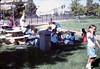Simi Valley rail trip for Summer Reading Program, 1989. acc2005.001.1206