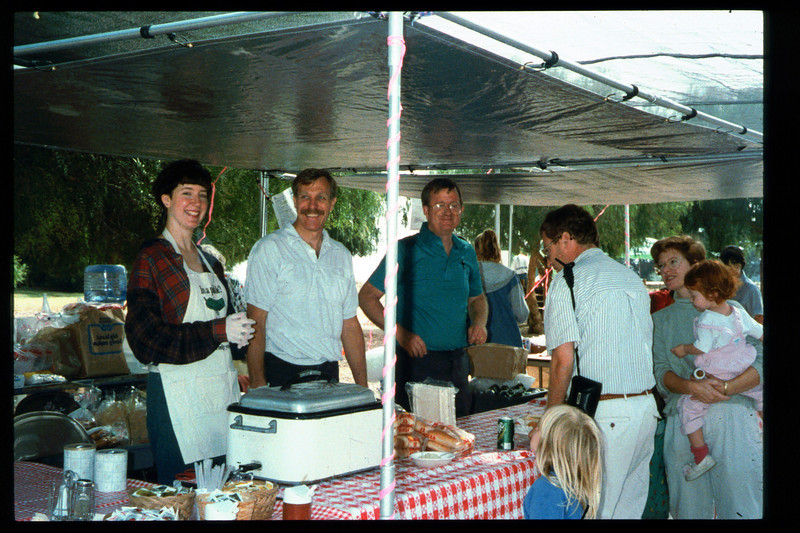 The 10th Annual Depot Day event was held on Sunday, Oct. 10, 1992. acc2005.001.1674