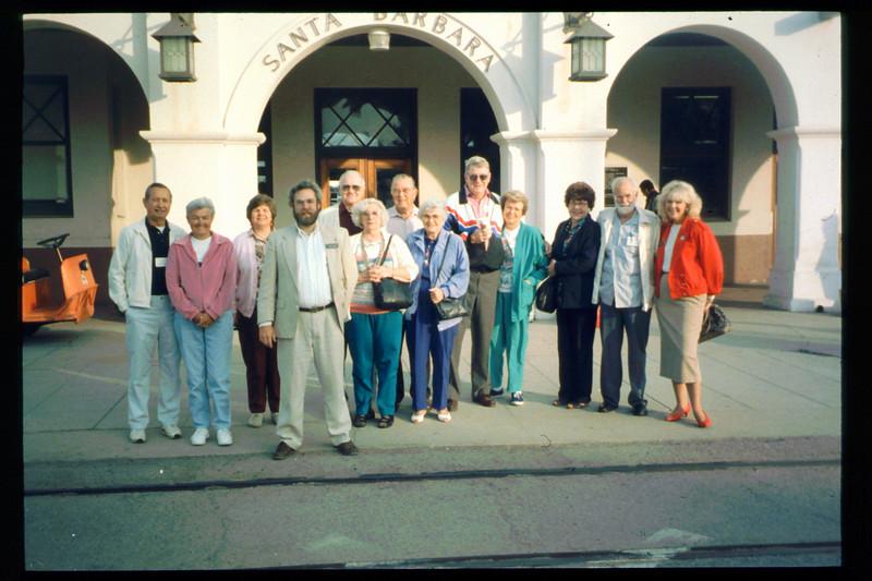 "The museum's ""Slow Train To Vegas"" rail excursion took place Oct. 31 thru Nov. 2, 1993. acc2005.001.1900"