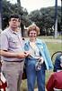 Asphalt Regatta spring fundraiser (Jon Bartel and Lynn Burtness), 4/1989. acc2005.001.1096
