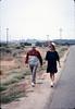 Asphalt Regatta spring fundraiser (John Starr and Christine Negus), 4/1989. acc2005.001.1087