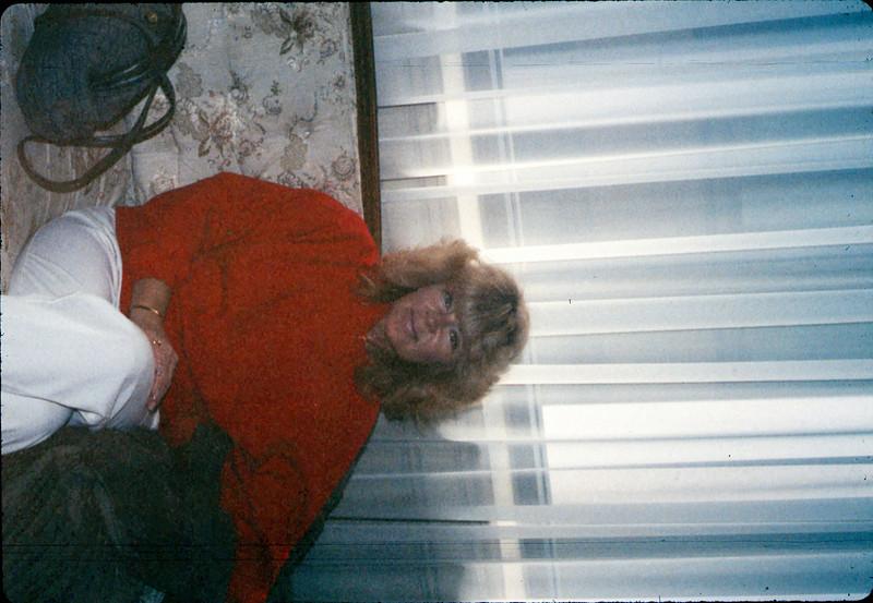 Sweetheart Special San Diego rail trip (Phyllis Olsen), 2/1989. acc2005.001.1050