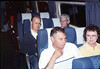 Sweetheart Special rail trip (Ben and Bev Torres), 2/1990. acc2005.001.1257