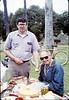 Asphalt Regatta spring fundraiser (Jon Bartel and Gene Allen), 4/1989. acc2005.001.1095