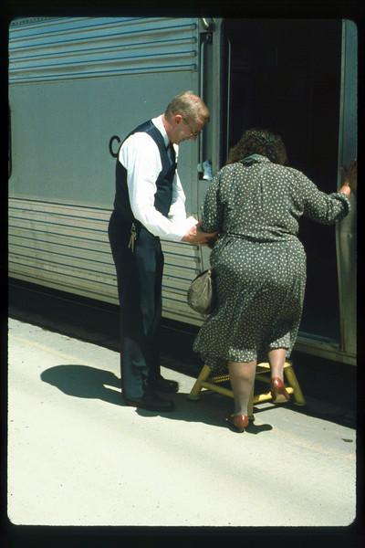 Amtrak trip to Washington, D.C., Fall 1991. acc2005.001.1543