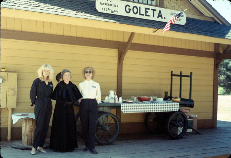VIP Saturday, Santa Barbara Railroad Centennial, 8/22/1987 acc2005.001.0846
