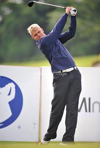 Jamega Pro Golf Tour, Isle of Purbeck Golf Club, DORSET, ENGLAND, UK