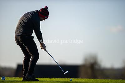 Thomson Tour 2019 - Bedfordshire Golf Club - Monday 09 December 2019