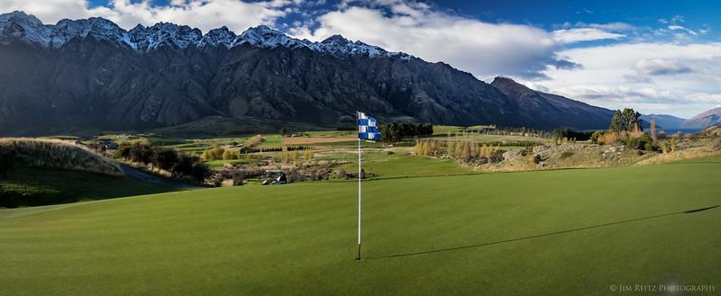 Jack's Point Golf Club, Queenstown, New Zealand
