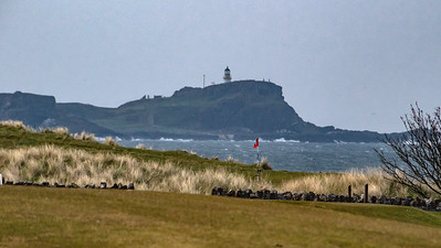 North Berwick Golf Club, West Links course.