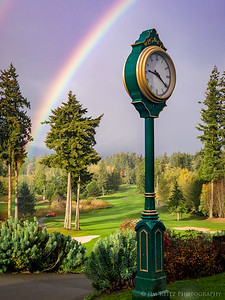 Wing Point Golf Club - Bainbridge Island, Washington
