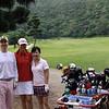 Steve Parker, Nora Wang and Anna Han