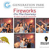 GCOH July 4th Celebration Fireworks on the Fairway 2016
