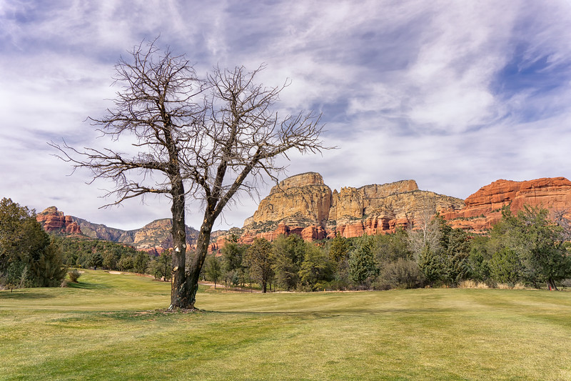 Seven Canyons Golf Club 13th hole