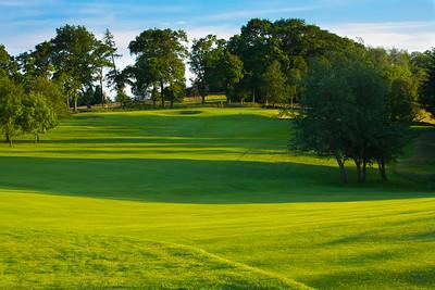 12th hole, Balmore Golf Club