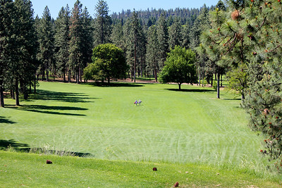 #1 Fairway, Downriver GC, Spokane, WA