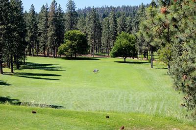 #1 Fairway, Downriver GC, Spokane, WA