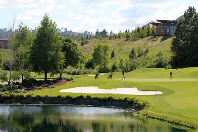 #11 Green, Hangman Valley GC,  Spokane, Wa