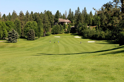 #16, Hangman Valley GC,  Spokane, Wa