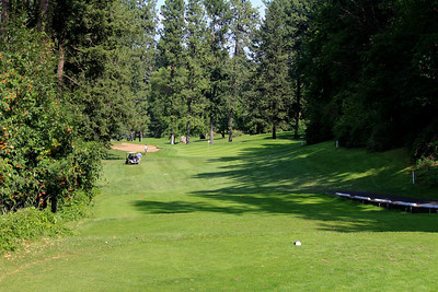 #17, Indian Canyon GC,  Spokane, Wa