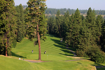 #18, Indian Canyon GC,  Spokane, Wa