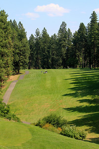 #11, Indian Canyon GC,  Spokane, Wa