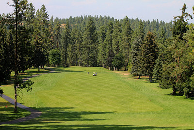 #15, Indian Canyon GC,  Spokane, Wa