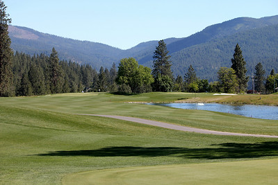 18th Hole, Liberty Lake GC, Liberty Lake, WA