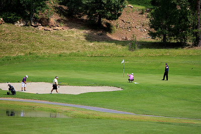 #11 Green, Medowwood GC,  Liberty lake, Wa