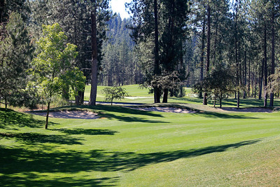 #13 Fairway, The Creek at Qualchan GC,  Spokane, Wa