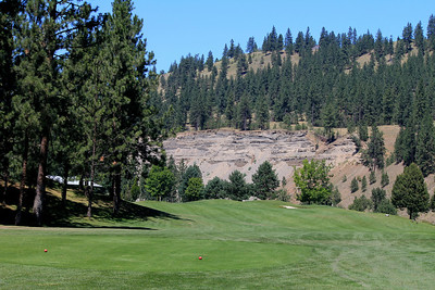 #6 Fairway, The Creek at Qualchan GC,  Spokane, Wa