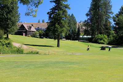 #18 Fairway, Wandermere GC,  Spokane, Wa