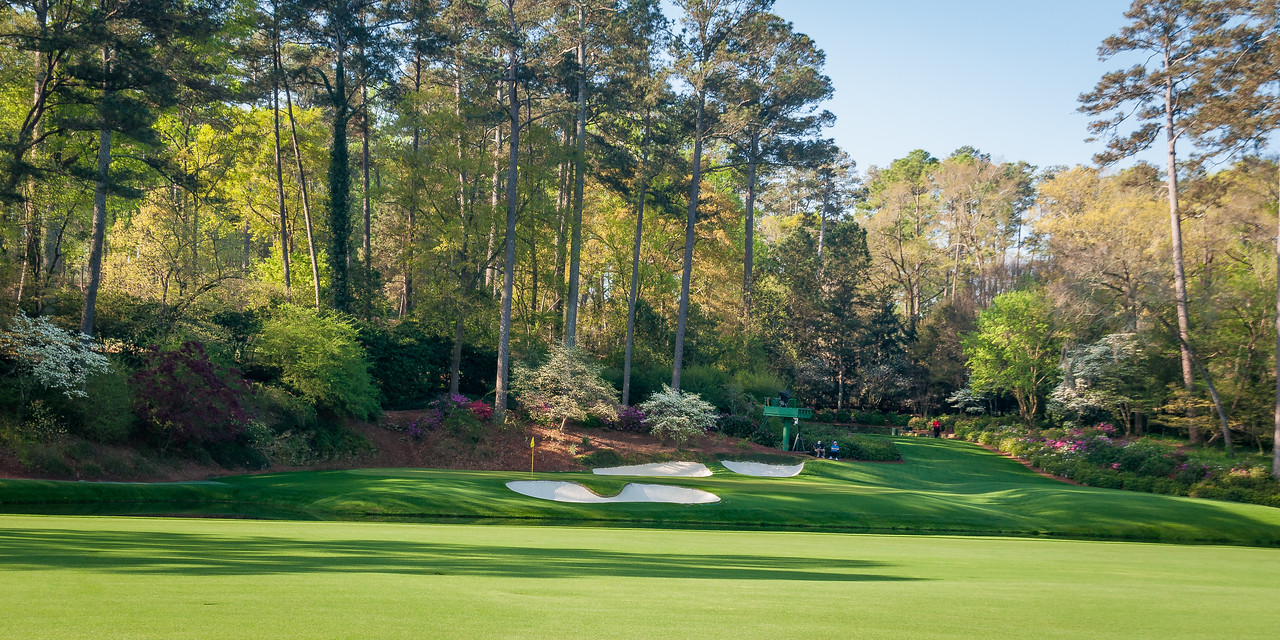 12 Hole Augusta National