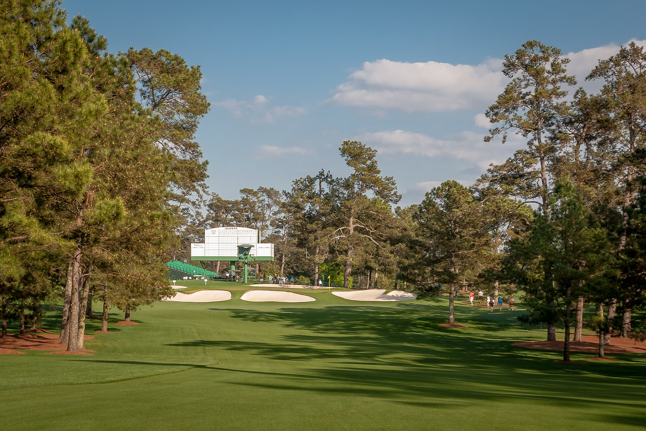 Augusta National Golf Club 7th Hole