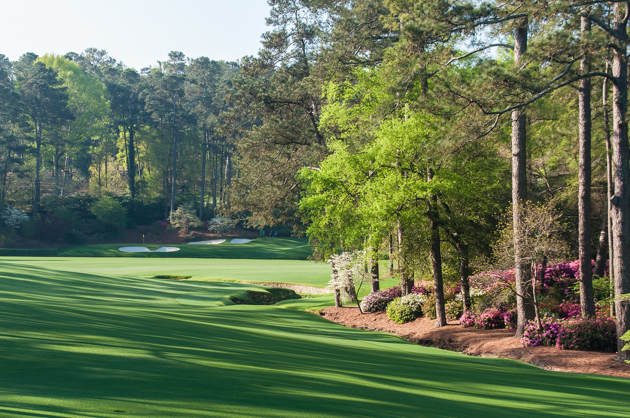 Rae's Creek Augusta National Golf Club