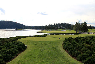 The Couer d'Alene Resort, Couer d'Alene, ID - Hole #13