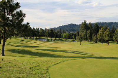 The Couer d'Alene Resort, Couer d'Alene, ID - Hole #15