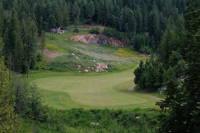 The Idaho Club, Sandpoint, ID - Hole #6
