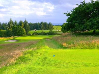 Par 3 at Milngavie Golf Club