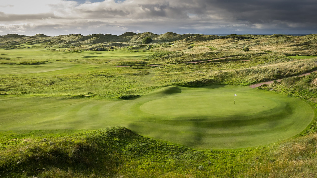 The Valley Course at Royal Portrush Golf Club