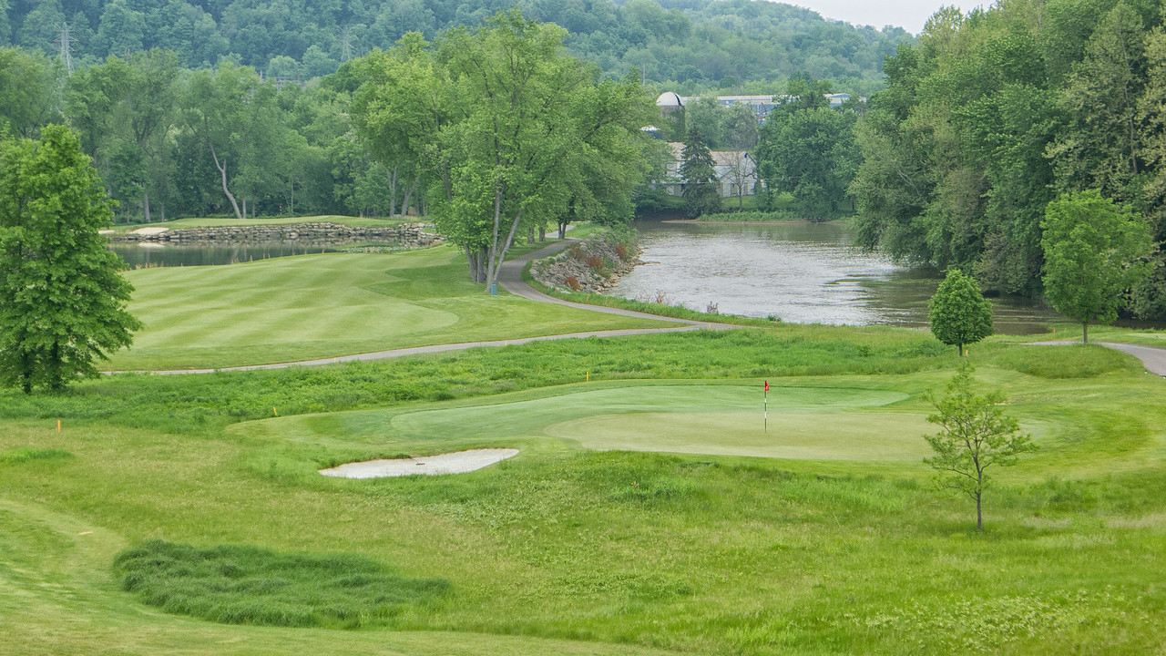 6th Hole Olde Stonewall Golf Club